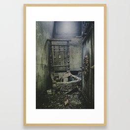 Porte des Morts Framed Art Print