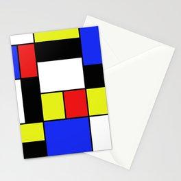 Mondrian #20 Stationery Cards