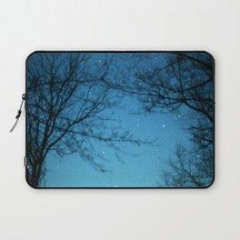 Starry Sky - Night Photography Shot Laptop Sleeve