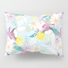 You Can Toucan Pillow Sham
