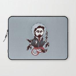 Bram Stoker Holy Writer Laptop Sleeve