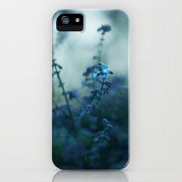 Dark nature kingdom iPhone Case