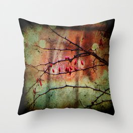 Thorns Throw Pillow