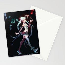 Miku V4 Stationery Cards