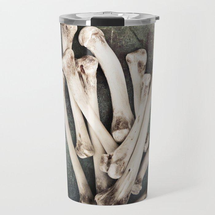 Bones Travel Mug