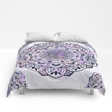 STARLIGHT MANDALA Comforters