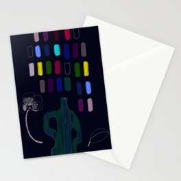 odds and ends Stationery Cards