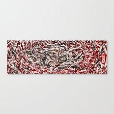 Koi Whirlpool Canvas Print