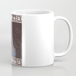 Mediæval Swordswoman Coffee Mug