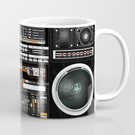 Boombox Ghetto J1 Coffee Mug
