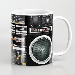 Boombox Ghetto J1 Coffee Mug