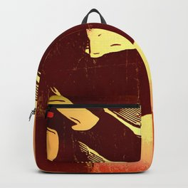 Mourning Sun Backpack