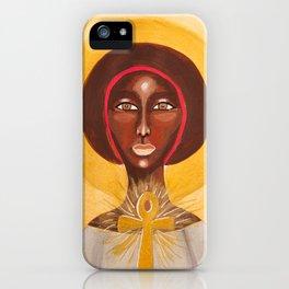 Goddess no 14 iPhone Case