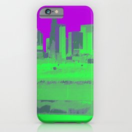 WAY WAY DOWNTOWN iPhone Case