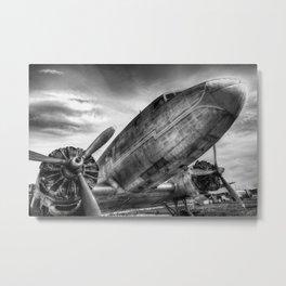 Lisunov Li-2 Metal Print