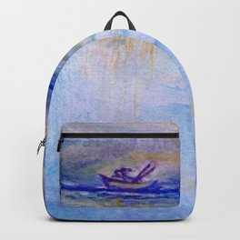 Moby Dick's Cousin Backpack
