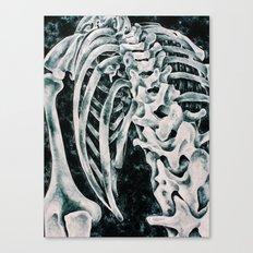Skellie Canvas Print