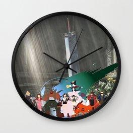 Game Fantasy Wall Clock