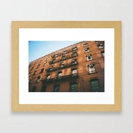 SoHo, 2012 Framed Art Print