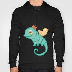 Bird & Chameleon Hoody