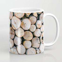Logged Coffee Mug