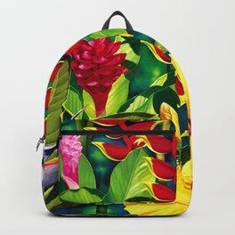 Tropical Panorama part 2 Backpack