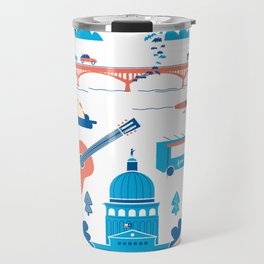 Love Letter to Austin, Texas Travel Mug