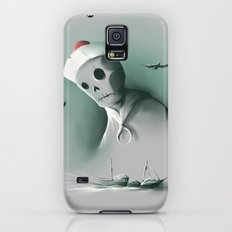 Wreckage of the past Galaxy S5 Slim Case