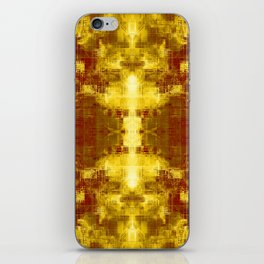 Circuit Board Ornamentic iPhone Skin
