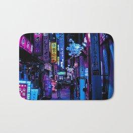 Tokyo Blade Runner Bath Mat