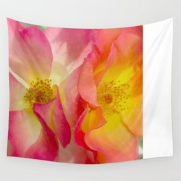 Playboy Roses Wall Tapestry