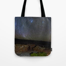 Circles of Stars Tote Bag