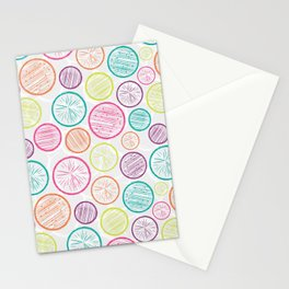 Beauty Wood Stationery Cards