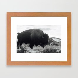 In Charge Framed Art Print