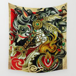 Spirit Horse Wall Tapestry
