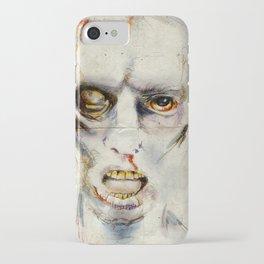Zombie iPhone Case