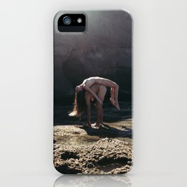 Melancholia II iPhone Case