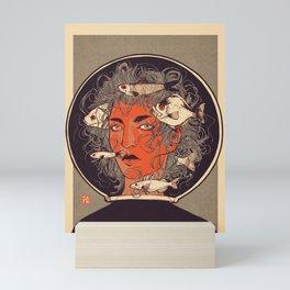 Sakana Mini Art Print