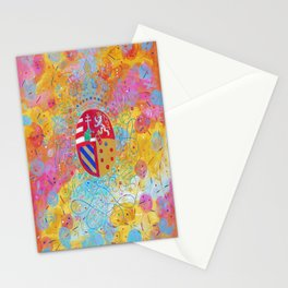 Arms of Marie Antoinette Stationery Cards