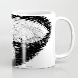 USS Enterprise Coffee Mug