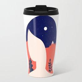 Girl World Travel Mug