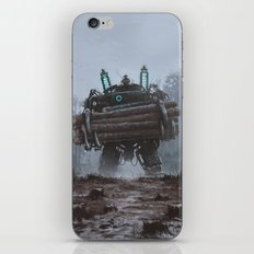 1920 - the destroyer of nature iPhone & iPod Skin