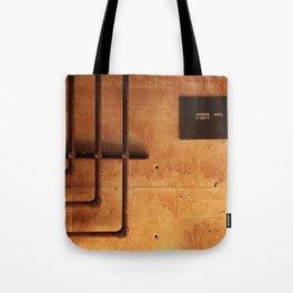 Access Area Tote Bag