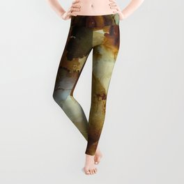 The Storybook Series: The Little Match Girl Leggings