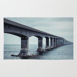 Confederation Bridge Rug