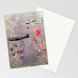 World Rose II Stationery Cards