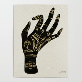 Palmistry Poster