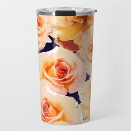 Wild Rose Travel Mug