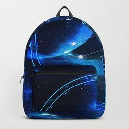 Zodiac constellation  gemini Backpack