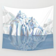 Iceberg Wall Tapestry